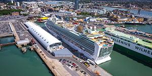 Ocean Cruise Terminal