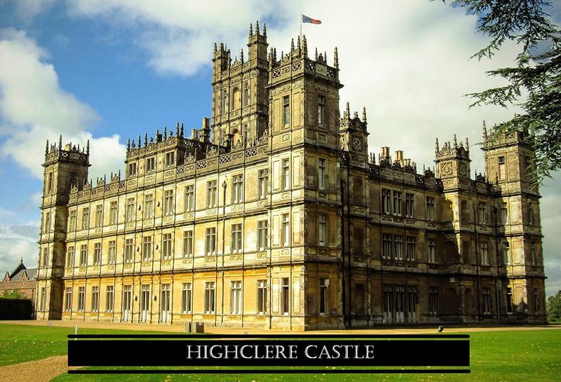Highclere Castle – 14th September 2020