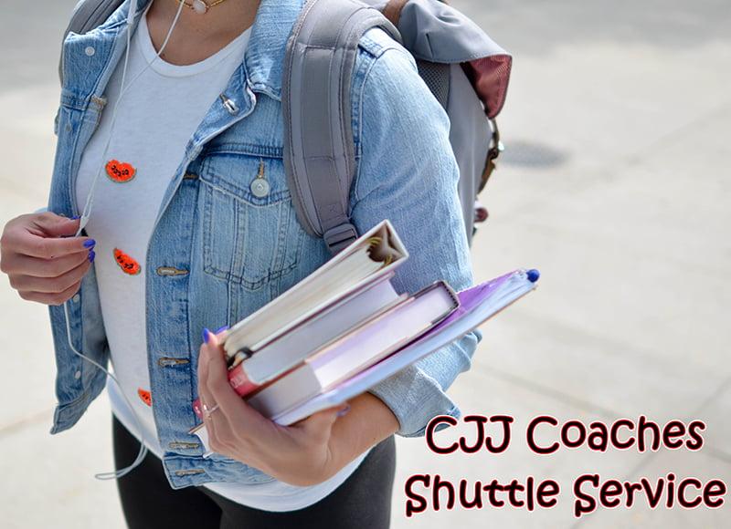 CJJ Coaches Farnborough College Shuttle Service