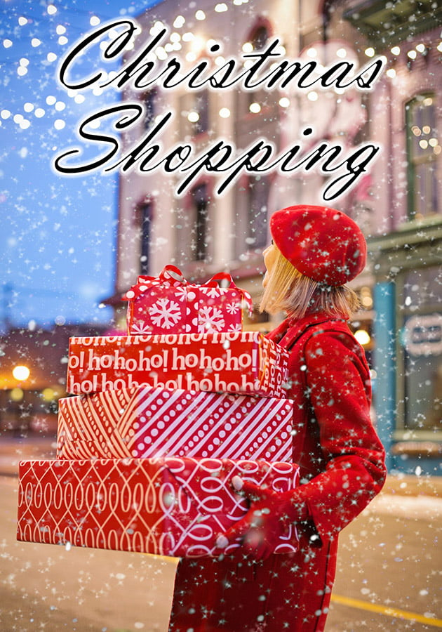 CJJ Coaches December 2020 Christmas Shopping Trips